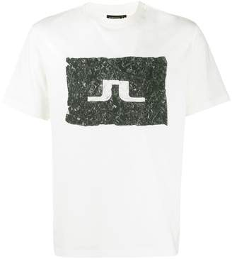 J. Lindeberg Jordan Distinct logo T-shirt