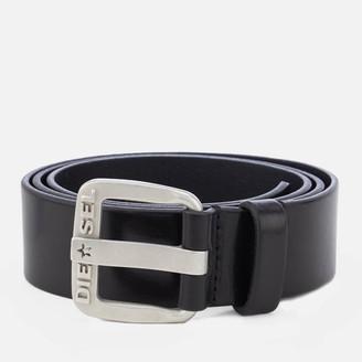 Diesel Men's B-Star Leather Belt