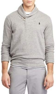 Polo Ralph Lauren Estate-Rib Shawl Pullover