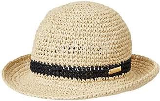 Watercult Women's Hut Summer Solids Sun Hat