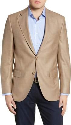 Peter Millar Hyperlight Classic Fit Solid Wool Blend Sport Coat