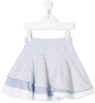 MonnaLisa layered skirt