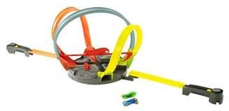 Hot Wheels Mattel Inc. Roto Revolution Track Set