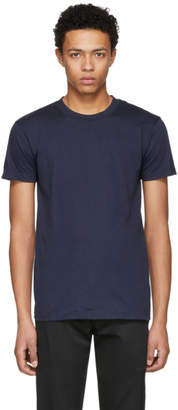 Naked & Famous Denim Denim Navy Ring Spun T-Shirt