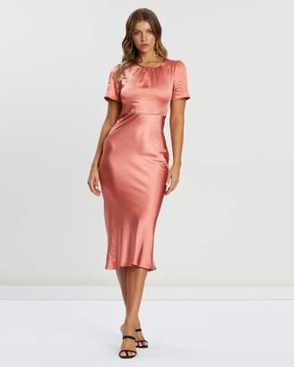 Atmos & Here Bella Bias Cut Dress