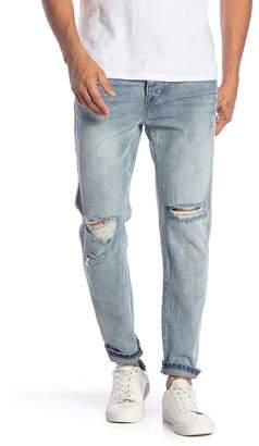 One Teaspoon Mr Classic Distressed Jeans