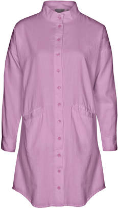 af8456a0cec4 IMAIMA - Leda Shirt Dress In Pink