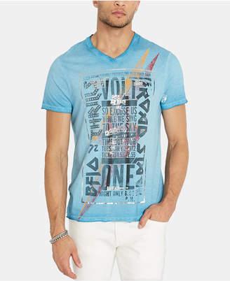 Buffalo David Bitton Men Taoriginal Graphic T-Shirt