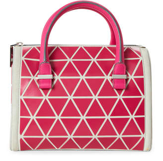 Victoria Beckham Pink Seven Leather Shoulder Bag