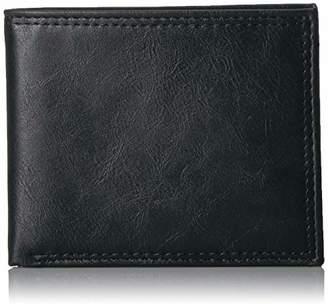 Amazon Essentials Men's RFID Passcase Bifold Wallet