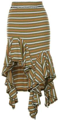 Romance Was Born Practical Magic Frill Skirt