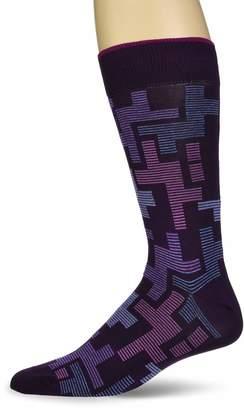 Bugatchi Men's Gallicano Fashion Sock