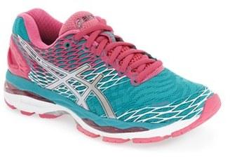 ASICS ® 'GEL-Nimbus 18' Running Shoe (Women) $149.95 thestylecure.com