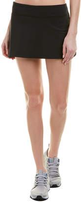 Trina Turk Recreation Mesh Back Sports Skirt