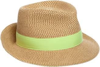 Eric Javits Classic Squishee(R) Packable Fedora Sun Hat