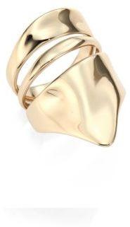 Alexis BittarAlexis Bittar Liquid Gold Armor Ring