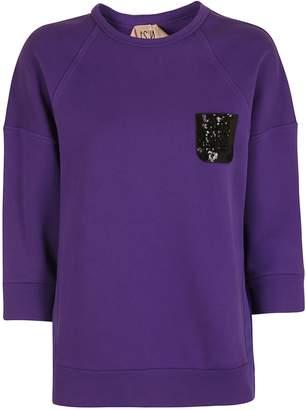 N°21 N.21 Pocket Sweatshirt