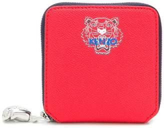 Kenzo Tiger zip purse