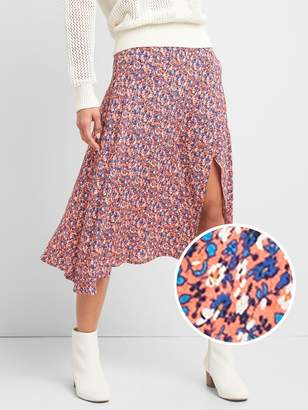Gap Wrap Midi Skirt