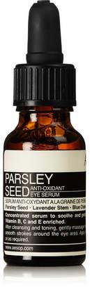Aesop Parsley Seed Anti-oxidant Eye Serum, 15ml - Colorless