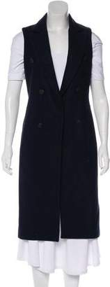 Rag & Bone Wool Sleeveless Coat