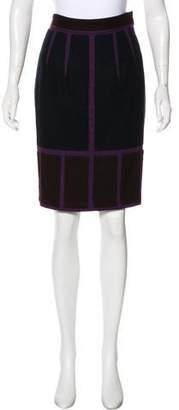 Proenza Schouler Wool Knee-Length Skirt w/ Tags