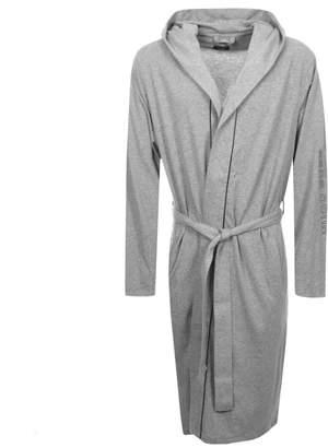 8d942efd65 HUGO BOSS Identity Bath Robe Grey