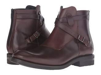 Frye Stone Cross Strap Men's Pull-on Boots