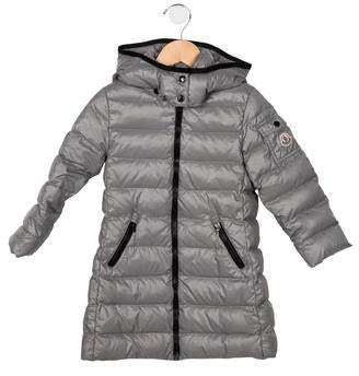 9e25f7c4c839 Moncler Grey Outerwear For Girls - ShopStyle Canada