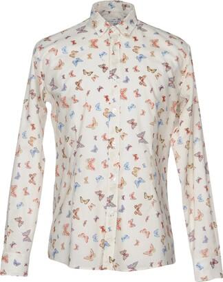 Grey Daniele Alessandrini Shirts - Item 38707658VT