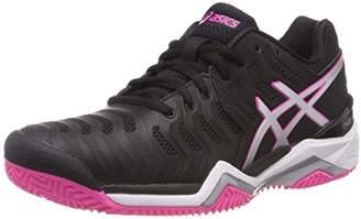 Asics Women''s Gel-Resolution 7 Clay Tennis Shoes,(5.5 UK)