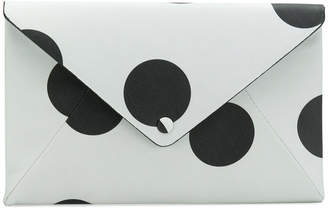 Maison Margiela polka dot envelope wallet