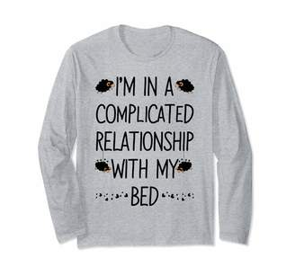 Pajamas All Day Gift Outfit Shop Tired Sleeping Napping Pajama Bed Lover Gift Girls Boys Kids Long Sleeve T-Shirt