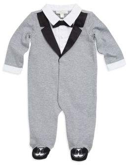 Miniclasix Baby's Decorative Footed Coverall