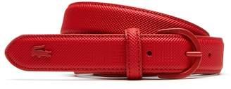 Lacoste Women's L.12.12 Concept Monochrome Fine Pique Belt