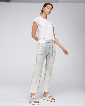 Rag & Bone Scout cut off sweatpant