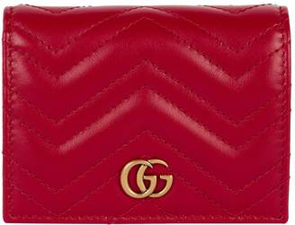 Gucci Marmont Bifold Wallet