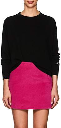 """Lisa Perry Women's """"Feminist"""" Cashmere Sweater"""