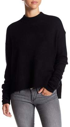 Melrose and Market Cherish Mock Neck Sweater (Regular & Petite)