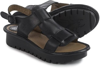 Fly London Kani Sandals - Leather (For Women) $69.99 thestylecure.com