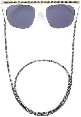 Stella McCartney Eyewear Falabella oversized sunglasses