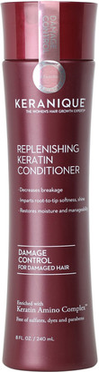 Keranique Damage Control Replenishing Keratin Conditioner-For Dry, Damaged Hair