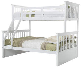 Oria Single on Double Bunk Bed