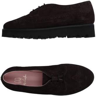 PRETTY LOAFERS Lace-up shoes