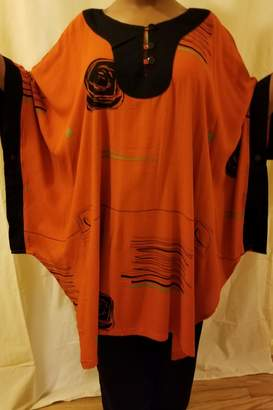 O K Mike Inc Polyester Top
