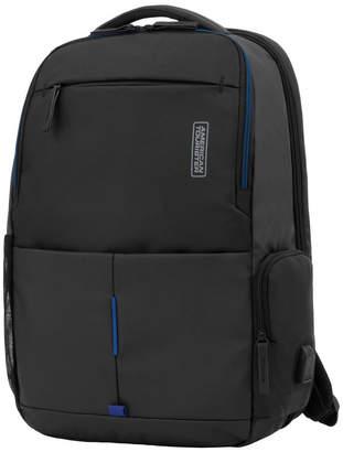 American Tourister Zork Laptop Backpack : Black
