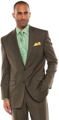 Chaps Big & Tall Performance Classic-Fit Wool-Blend Comfort Stretch Suit Jacket