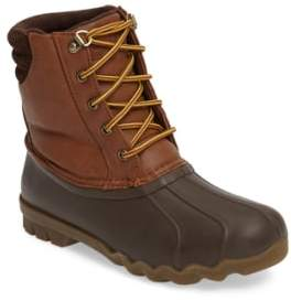 Sperry Kids Avenue Waterproof Duck Boot