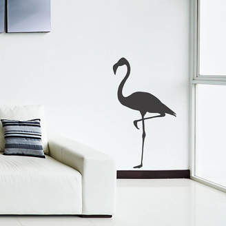 Oakdene Designs Flamingo Vinyl Wall Sticker