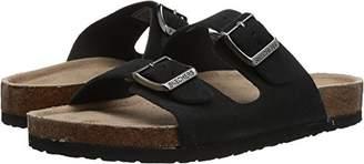 Skechers Women's Granola-Fresh Spirit-Classic Comfort Two Strap Slide Sandal